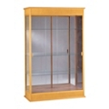 Traditional Display Case with Mirror Backing, 31169