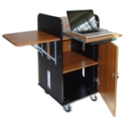 Multimedia Rack Cart, 43168