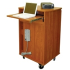 Mobile Laptop Cart - 8 Unit, 60969