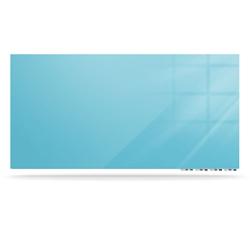 "Glass White Board - 48""W x 36""H, 80633"