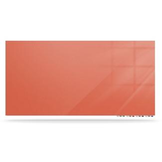 "Magnetic Glass White Board - 48""W x 36""H, 80639"