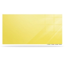 "Magnetic Glass White Board - 48""W x 48""H, 80640"