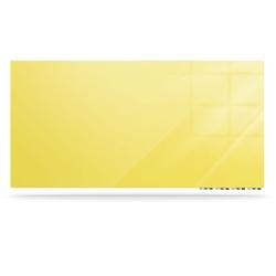 "Glass White Board - 60""W x 48""H, 80635"