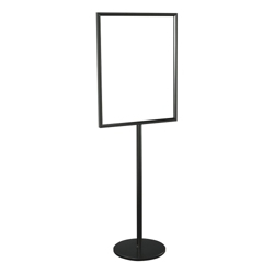 """Double Sided Standing Sign Holder - 28"""" x 22"""", 87513"""