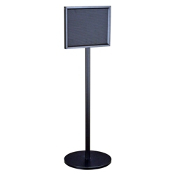 """Changeable Single Sided Sign Holder - 11"""" x 14"""", 87514"""