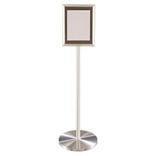 """Changeable Single Sided Sign Holder - 14"""" x 11"""", 87515"""