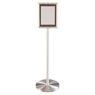 "Changeable Single Sided Sign Holder - 14"" x 11"", 87515"
