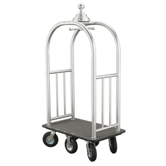 Ball Crown Six Wheel Bellman Cart , 87533