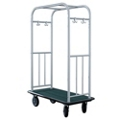 High Roller Six Wheel Bellman Cart, 87537