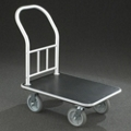 "Value Single Handle Platform Truck - 35""L, 87540"
