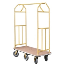 Value Six Wheel Bellman Cart , 87545