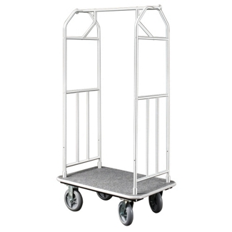 Value Four Wheel Bellman Cart , 87546