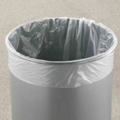"20"" Diameter Poly Bag Liners - 100 Count, 91899"