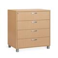 """Four Drawer Dresser - 35""""W, 21344"""