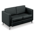 Citi Leather Loveseat, 75493
