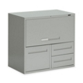 "30""W 3 Drawer Personal File with Storage, 75700"