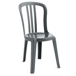 High Back Stacking Chair, 51568