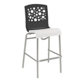 Stacking Barstool with Bubble Back, 51569