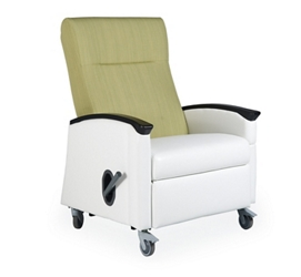 Harmony Transfer Recliner Chair with Removable Arm, 25417