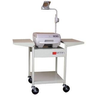 Adjustable Height Overhead Projector Cart, 43180