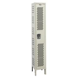 """15""""W x 18""""D Single Tier Ventilated Locker, 36052"""