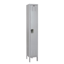 "Single Tier Medical Locker - 15"" W, 36542"