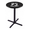 "Military Logo X-Base Table - 36""DIA x 42""H, 44689"