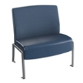 "Behavioral Health Armless Guest Chair - 24""W Seat, 26243"