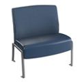 "Behavioral Health Armless Guest Chair - 24""W Seat, 26243"