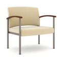 Polyurethane Bariatric Guest Chair with Metal Frame, 26321