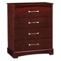 "Four Drawer Chest of Drawers - 29.5""W, 27109"