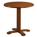"Dining Table with Bullnose Edge - 30""DIA, 41915"