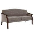 Fabric Upholstered Sofa, 76336