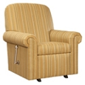 Fabric Glider with Locking Mechanism, 76342