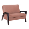 Vinyl Loveseat, 26368