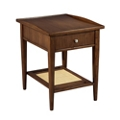 """End Table with Lower Shelf - 24""""W, 53179"""