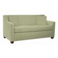 Vinyl Mid-Length Sleeper Sofa, 26370