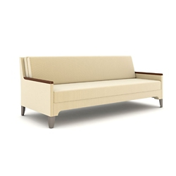 """Daybed with Fold Down Back Cushion - 80""""W, 26456"""