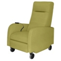 Mobile Motor Assist Patient Recliner in Fabric, 25263