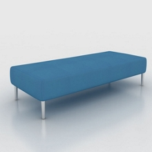 "Fabric Bench - 67""W , 75999"