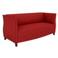 Fabric Sofa with High Arms, 76201