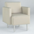 Club Chair in Vinyl, 75311
