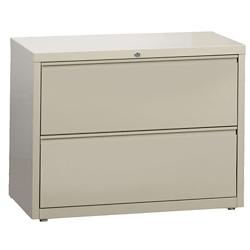 """36""""W Two Drawer Lateral File, 30877"""