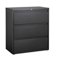 "36""W Three Drawer Lateral File, 30879"
