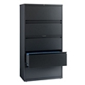 "36""W Five Drawer Lateral File, 30881"