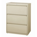 "30"" W Three Drawer Lateral File, 30595"