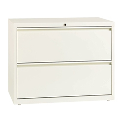 """Two Drawer Lateral File in Cloud Finish - 36""""W, 30602"""