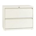 "Two Drawer Lateral File in Cloud Finish - 36""W, 30602"