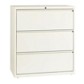 """Three Drawer Lateral File in Cloud Finish - 36""""W, 30603"""