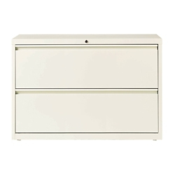 """Two Drawer Lateral File in Cloud Finish - 42""""W, 30606"""